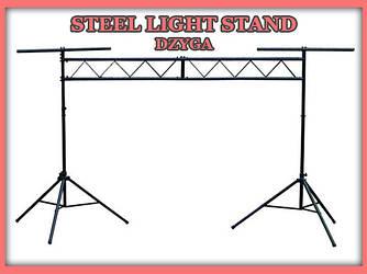 Конструкция для световых приборов и эффектов П образная стойка