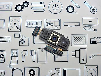 Основная камера Samsung A7 (2018) SM-A750F (задняя) Сервисный оригинал с разборки