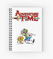 Блокнот Adventure Time  1, фото 1