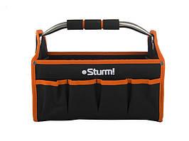 Сумка для инструментов, 5 карманов, Sturm (TB0043)