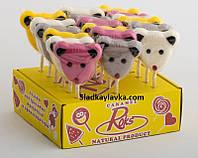 Леденцы на палочке Мышка 20 шт (Рокс)