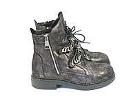 Молодежные ботинки Fabio Monelli 125027 36, фото 1