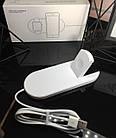 Бездротове зарядний пристрій mini AirPower Wireless Charger 2 в 1, фото 7
