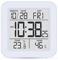 Термометр-гигрометр цифровой Т-15 (-10+50°С 20%-95%) blue