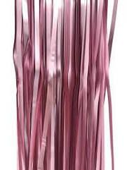 Шторка-занавес из фольги для фотозоны  розовая матовая 3 х1 метр