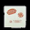 """Куток паперовий """"Super Burgers"""" 140*140мм 500шт (33), фото 6"""