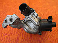 Клапан ЕГР euro 4 для Renault Kangoo 1.5 dci. Рено Кенго (Кангу) 1.5 дци.