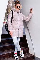 Куртка пальто пуховик женский зимний Дакота Nui Very