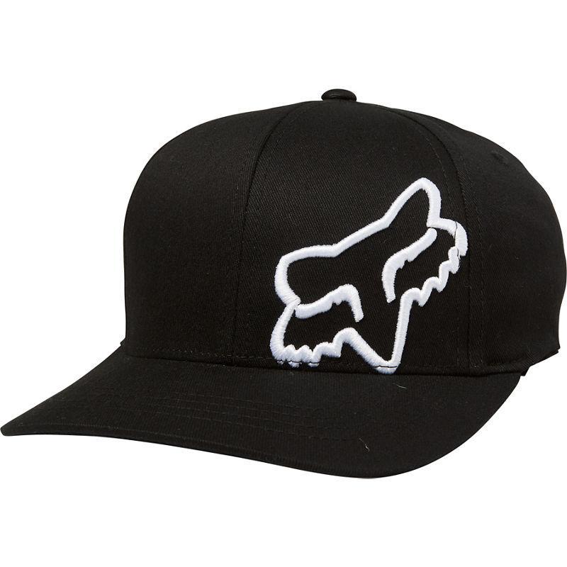 Детская кепка FOX YOUTH FLEX 45 FLEXFIT HAT [BLACK], One Size