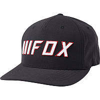 Кепка FOX DOWNSHIFT FLEXFIT HAT [BLACK], S/M
