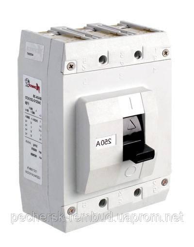 Выключатель автоматический  ВА 0436 250А