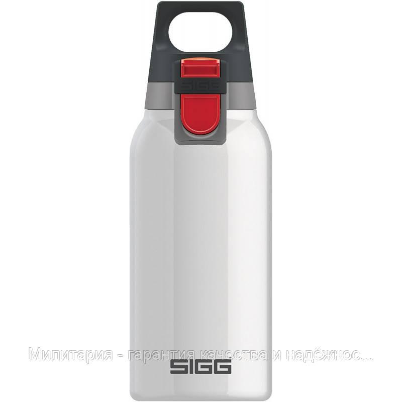 Термо-бутылка SIGG original Flask Hot & Cold ONE Whit 300 мл (8540.00) Швейцария