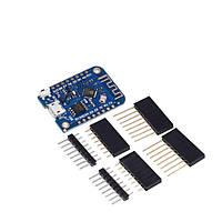 WI-FI модуль WeMos D1 mini V3.0.0, 16MB, ESP8266, CH340, фото 1