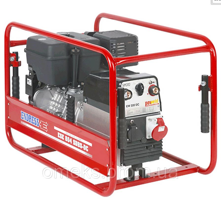 Сварочный генератор бензиновый Endress ESE 804 SDHS-DC KRS