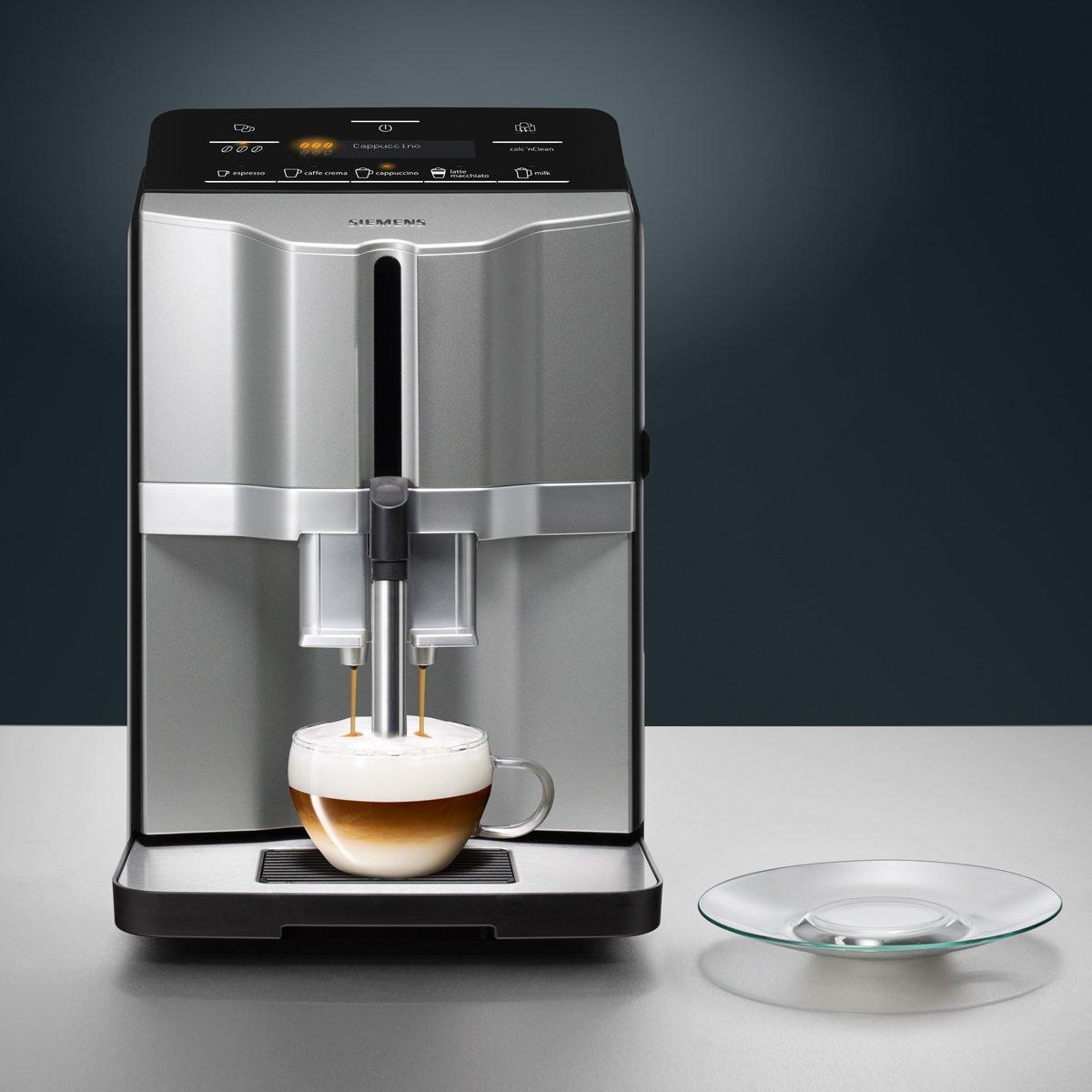 Кофемашина автоматическая Siemens TI303503 Б/У