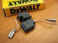Щетки угольные DeWalt 6,3х10 аналог