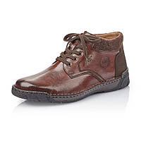 Мужские зимние Ботинки Rieker B0348-25