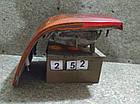 №252 Б/у ліхтар задній для Audi 80 1986-1991, фото 2