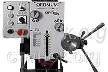 OPTImill MB 4 фрезерный станок по металлу фрезерний верстат Optimum резьбонарезной оптимум мб 4, фото 3