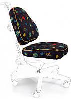 Чехлы для кресел Mealux Conan Y-317 ткань черная с жучками, для кресла Y-317