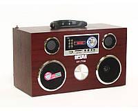 Портативная колонка радиоприемник Opera OP-7708