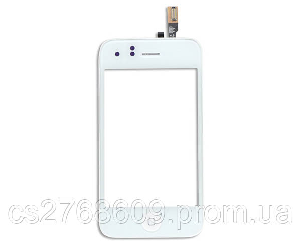 Touchscreen Apple iPhone 3GS (white)