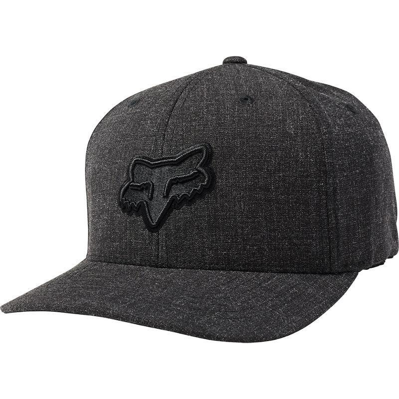 Кепка FOX TRANSPOSITION FLEXFIT HAT [BLACK], L/XL