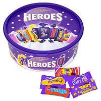 Подарочный набор конфет Cadbury Heroes
