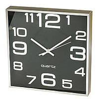 Часы настенные Veronese Квадрат 28х28 см 12003-019