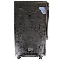 ➤Акустическая система LAV F-12 800W Bluetooth USB/SD/MMC MP3/WMA для мероприятий + 2 микрофона