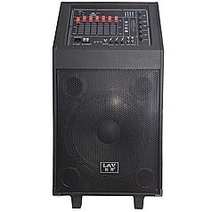 ★Акустическая система LAV P-12 200W Bluetooth USB FM AUX для концертов и мероприятий