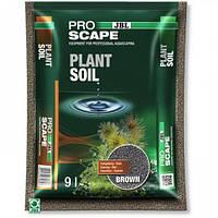 Jbl Proscape Plantsoil Brown Питательный Грунт Для Растений, Коричневый, 9 Л.