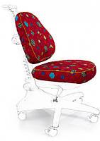 Чехлы для кресел Mealux Conan Y-317 ткань красная с жучками, для кресла Y-317