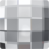 Стразы Сваровски клеевые холодной фиксации 2493 Crystal (001) Swarovski, 12 мм, Австрия