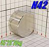 МЕГА магніт неодимовий 45*20*70кг, N42, ПОЛЬША ☀ПІДБІР☀ОБМІН☀ГАРАНТІЯ☀, фото 2