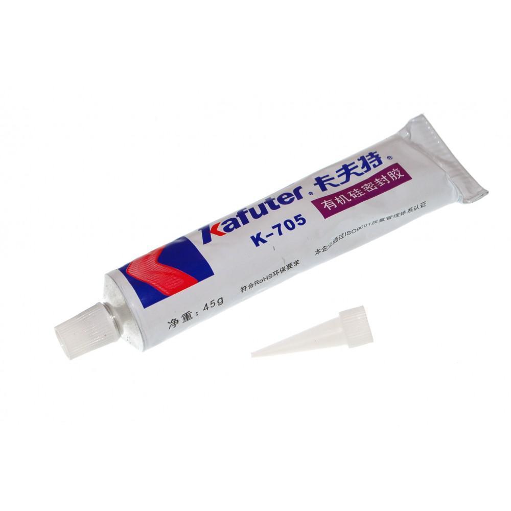 Клей для фар KAFUTER 705 (Прозрачный)