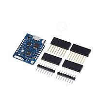 WI-FI модуль Wemos D1 mini Pro 16MB Flash, ESP8266, CP2104, фото 1