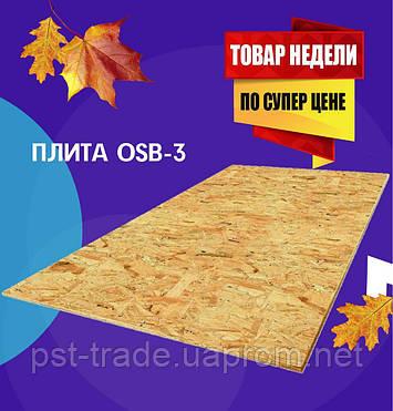 Плита ОSB-3 10х2500х1250 мм., фото 2