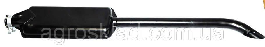 Глушитель МТЗ (длинный), фото 2