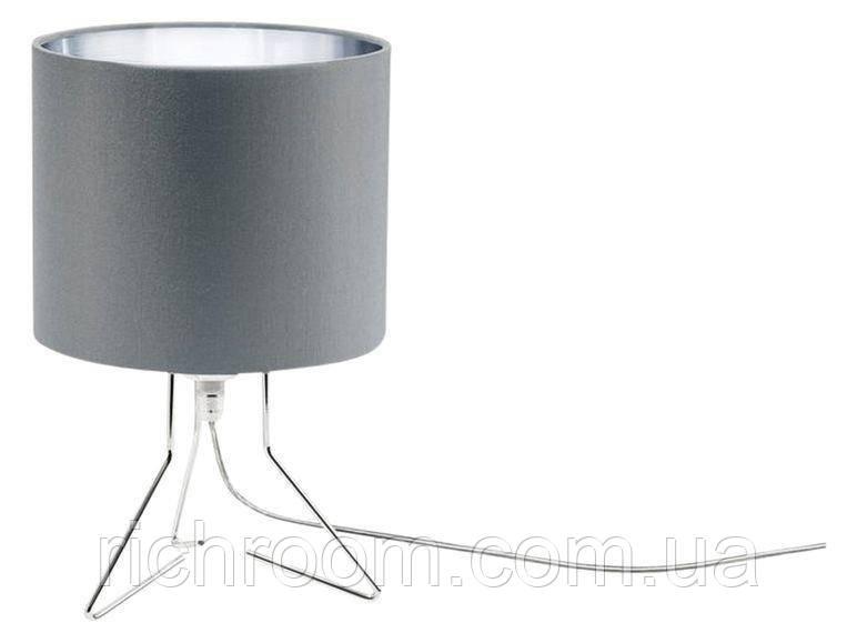 F1-00255, Настольная лампа с регулируемой яркостью, Livarno Lux, серый