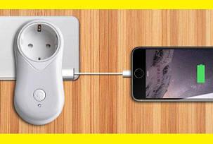 WI-FI умная розетка smart socket J2, фото 2