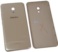 Батарейная крышка для Meizu M5 (M611h) Gold