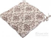 Подушка на стул Eliza серия Elegant 37х37х4 см T11014860