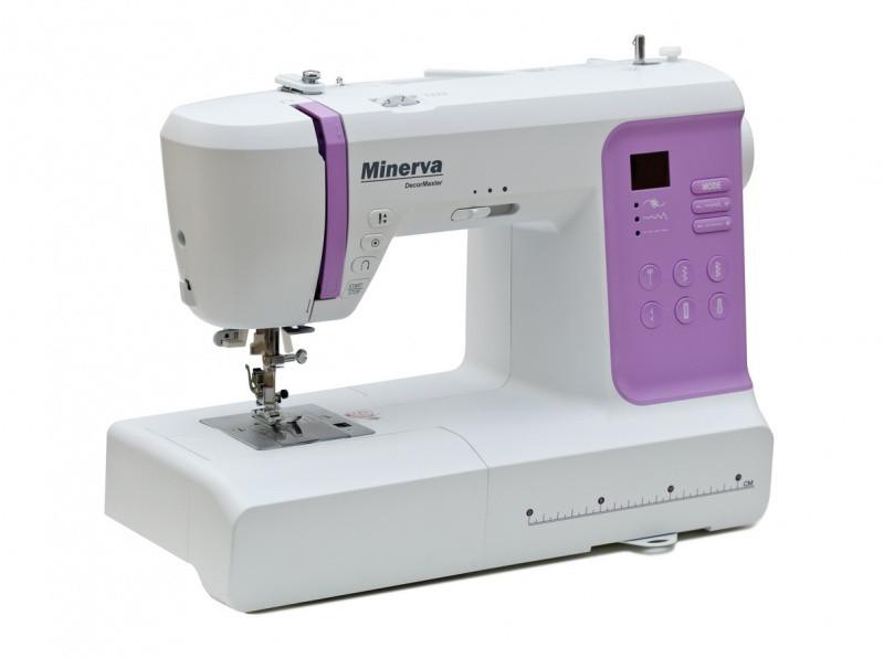 Швейная машина Minerva DECOR MASTER