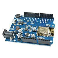 WiFi модуль ESP8266-12E WeMos D1 в формфакторе Arduino UNO