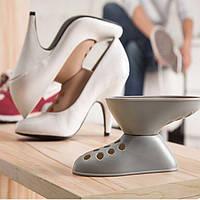 Тримач органайзер для пари жіночого взуття Слід(до 39 розміру) / Держатель для женской обуви След