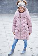 Детская зимняя курточка-пальто Ясмин Nui Very