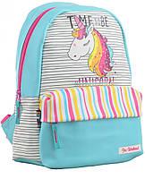 Рюкзак YES FASHION 24х34х14 см 11 л для девочек ST-28 Unicorn (554952)