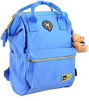 Подростковый рюкзак-сумка YES TEEN 26х40х18 см 18 л для девочек OX 385 (555646)
