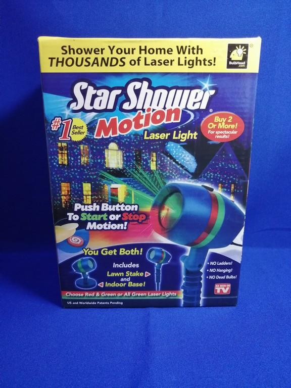 """Лазерный звездный проектор """"Звездное небо"""""""